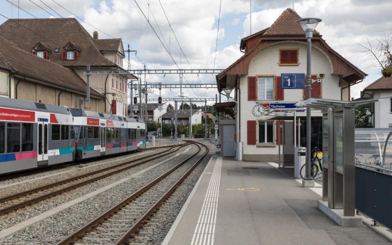 3 Gehminuten zum Bahnhof<br><small>©Joachim Kohler Bremen</small>